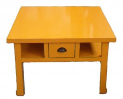 Soffbord Orange 80x80x50cm