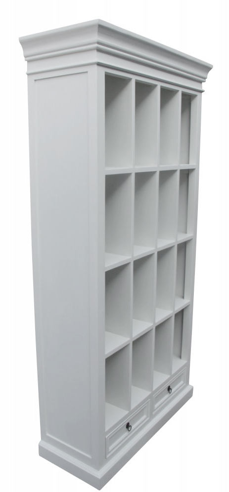 bokhylla barn vit ~ bokhylla, vit 190x100x40cm  vita möbler  direktleverans