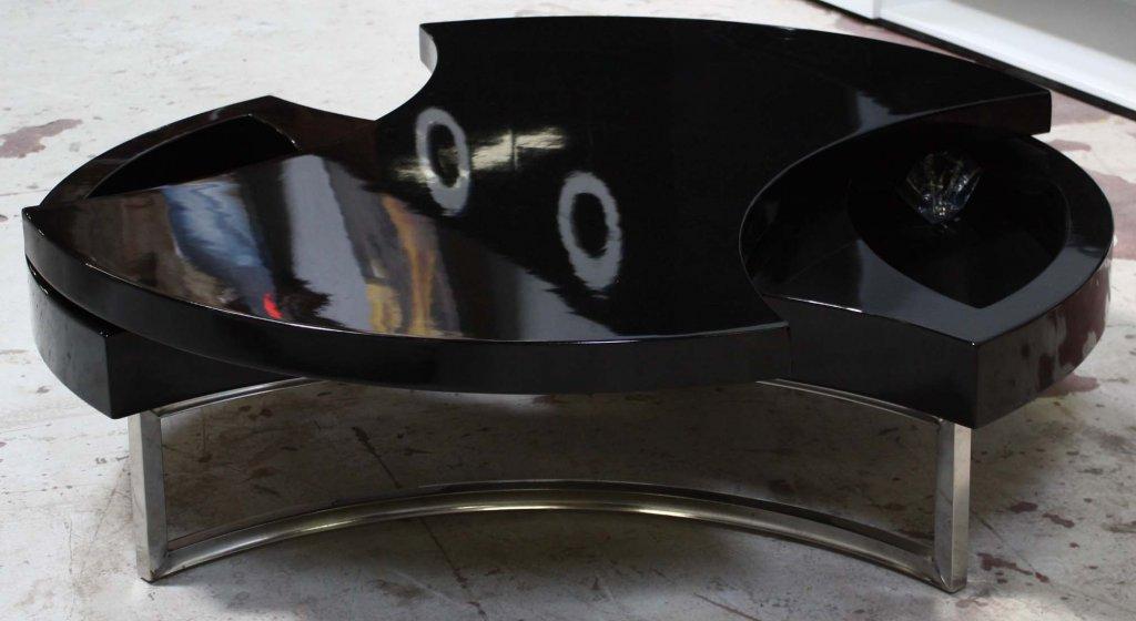 Soffbord Göteborg : Soffbord svart cm svarta möbler direktleverans