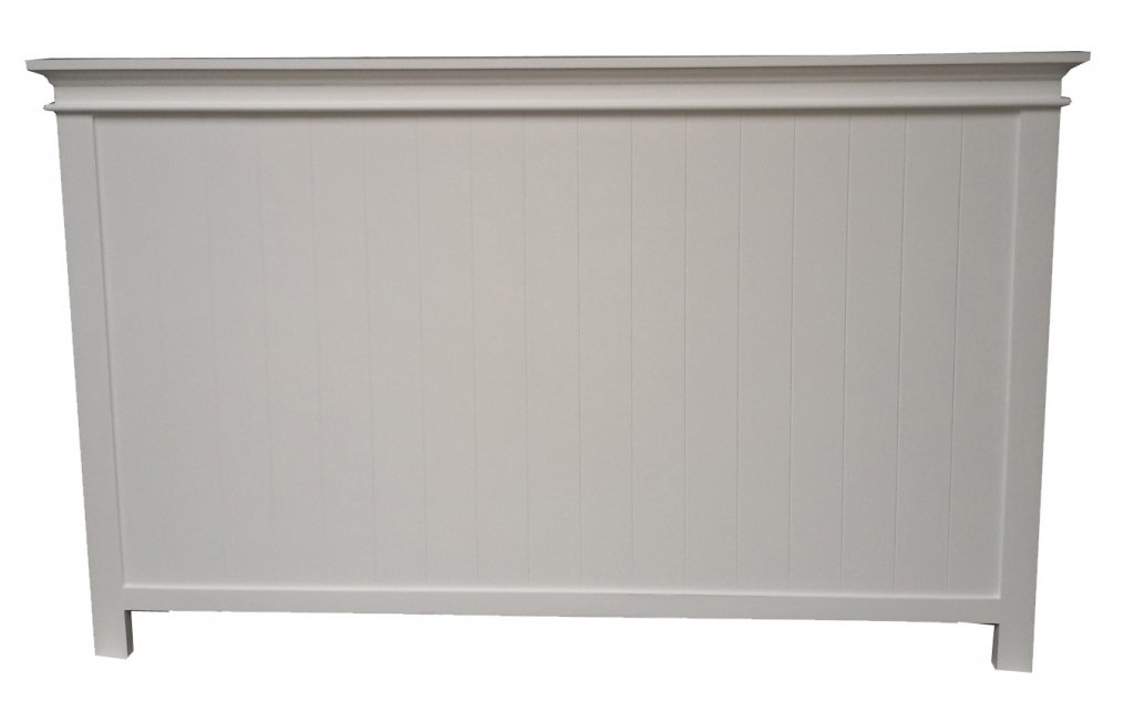 Omtyckta Sänggavel Vit 175x120cm - Alezzi Vit - Mobelkungen.se FN-85
