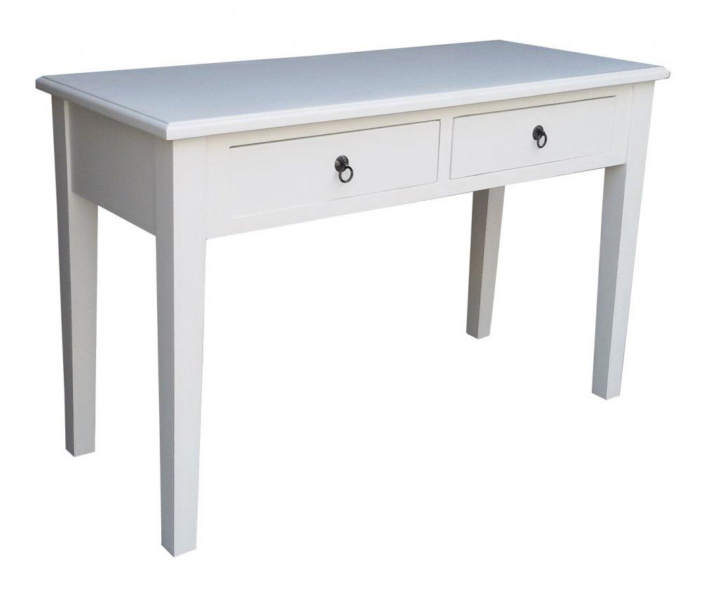 Populära Skrivbord Vit 120x50x76cm - Alezzi Vit - Mobelkungen.se LG-74